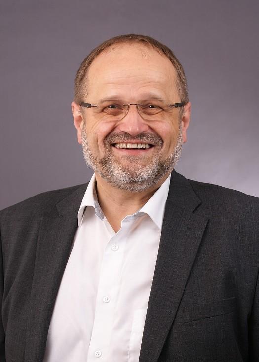 Bernd Strahlke 1. Vorstzender