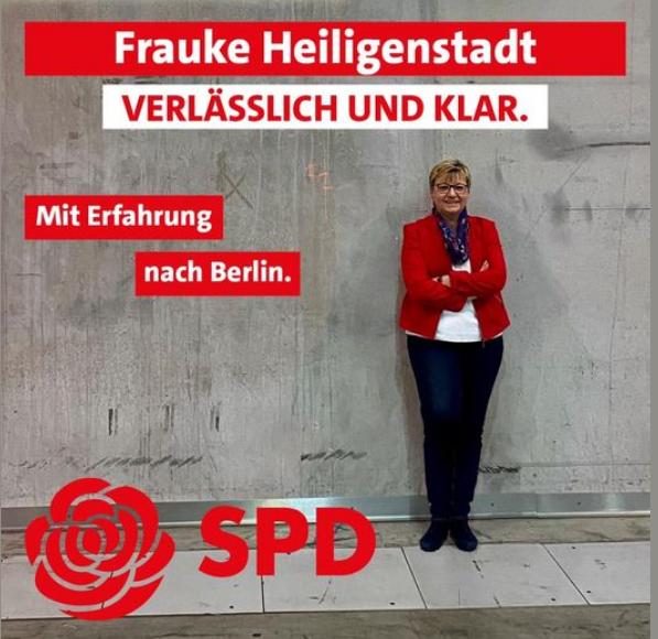 Frauke für Berlin